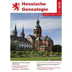 Hessische Genealogie (Abonnement Deutschland)