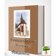 Familienbuch Bütthard