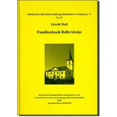 Familienbuch Bellersheim