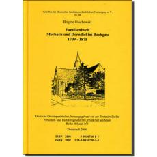 Familienbuch Mosbach und Dorndiel im Bachgau