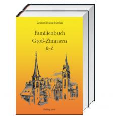 Familienbuch Groß-Zimmern (2 Bände)