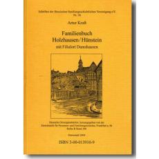 Familienbuch Holzhausen / Hünstein