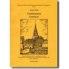 Familienbuch Gambach