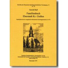 Familienbuch Eberstadt Kr. Gießen