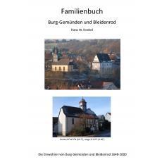 Familienbuch Burg-Gemünden und Bleidenrod