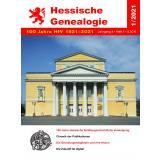 Hessische Genealogie 1/2021
