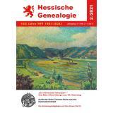 Hessische Genealogie 2/2021