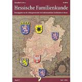 Hessische Familienkunde 1/2014