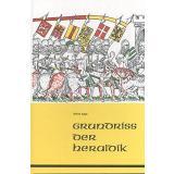 Grundriss der Heraldik - Grundriß der Genealogie Band 8