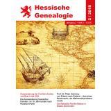 Hessische Genealogie 2/2019