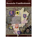 Hessische Familienkunde 4/2014