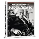 Illustrierte Biografie von Pablo Picasso