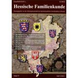 Hessische Familienkunde 2/2014