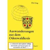 Auswanderungen aus dem Odenwaldkreis Band 3