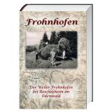 Der Weiler Frohnhofen bei Reichelsheim im Odenwald