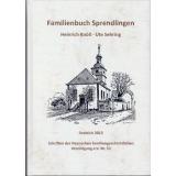 Familienbuch Sprendlingen