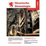 Hessische Genealogie 1/2020