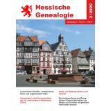 Hessische Genealogie 2/2020